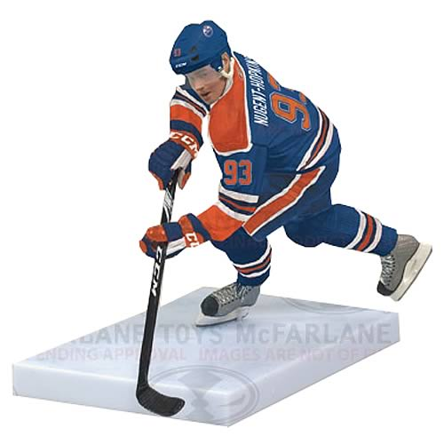 NHL Series 31 Ryan Nugent-Hopkins Action Figure