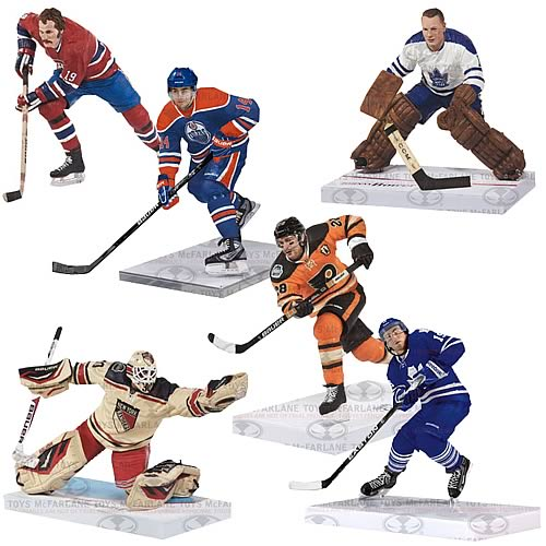 NHL Series 32 Action Figure Case