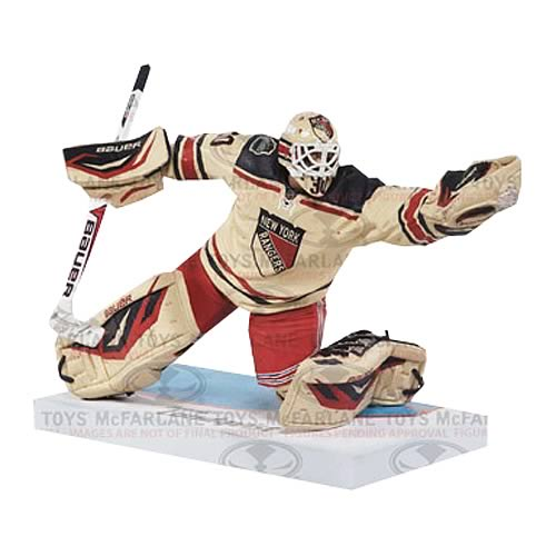 NHL Series 32 Henrik Lundqvist Action Figure