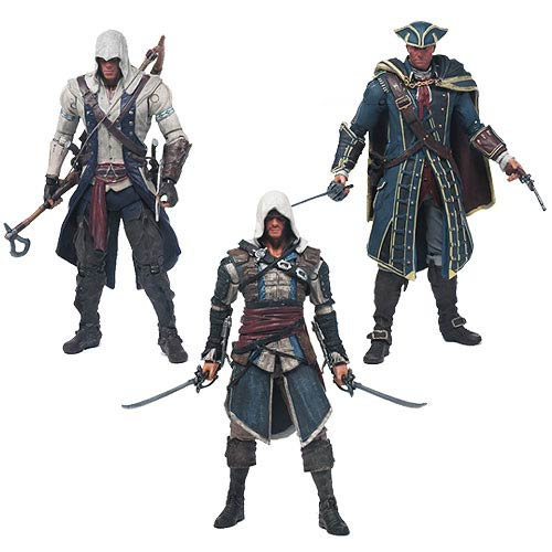 Assassin's Creed Series 1 Action Figure Set