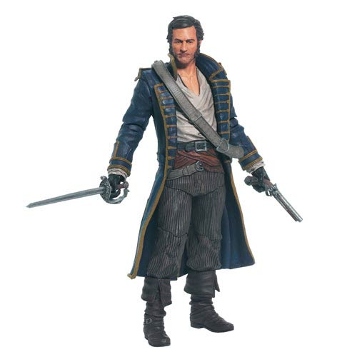 Assassin's Creed IV Black Flag Benjamin Hornigold Figure