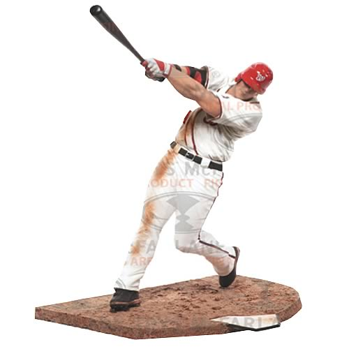 MLB Bryce Harper Washington Nationals Action Figure