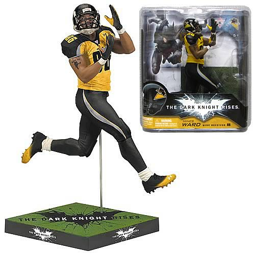 Dark Knight Rises Hines Ward Gotham Rogues Action Figure