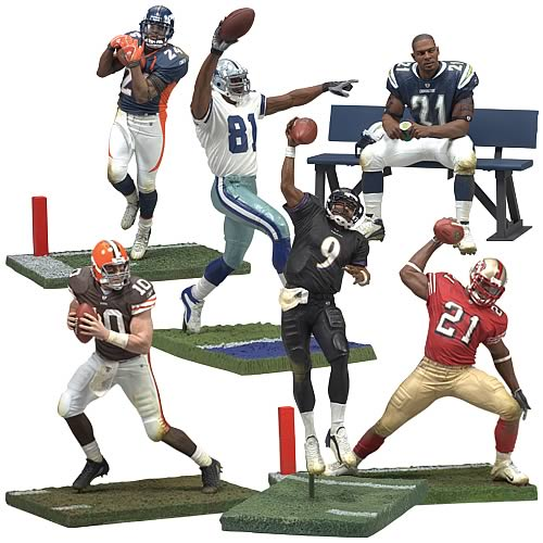 Nfl Series 16 Action Figure Case Mcfarlane Toys Sports