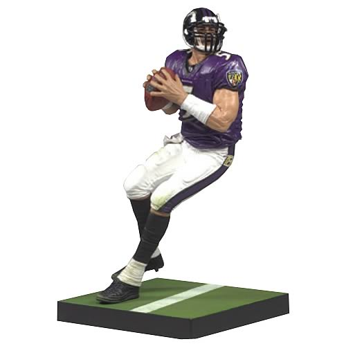 Nfl Series 21 Joe Flacco Action Figure Mcfarlane Toys