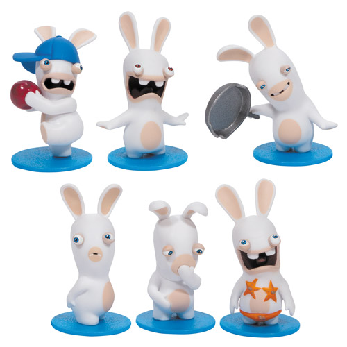 Rabbids Invasion Mini-Figure Invasion Pack 1