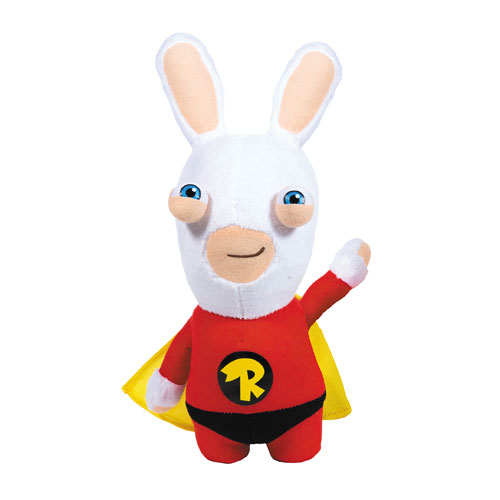Rabbids Invasion Super Bwaaah! Series 2 Plush