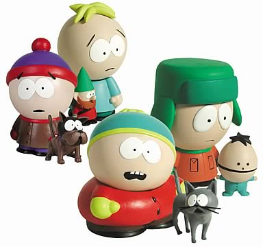South Park Series 1 Set