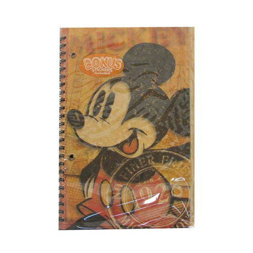 Mickey Mouse Retro Planner