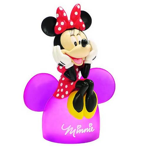 Disney Minnie Mouse Paperweight Statue