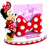 Disney Minnie Mouse Business Card Holder Statue