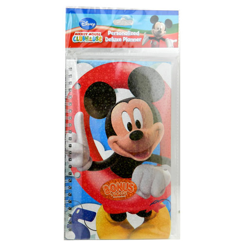 Mickey Mouse Club House Planner