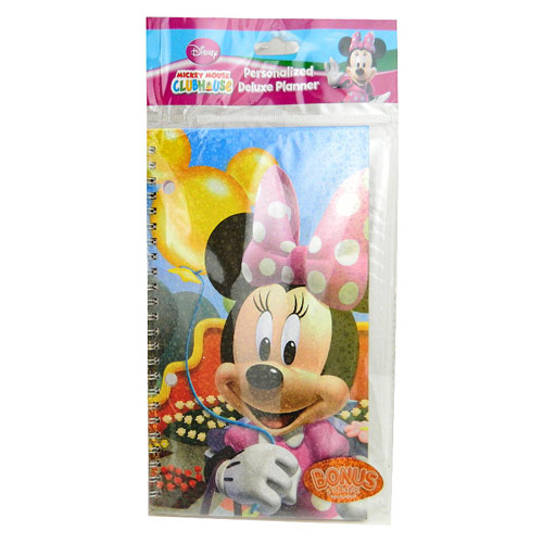 Minnie Mouse Club House Planner