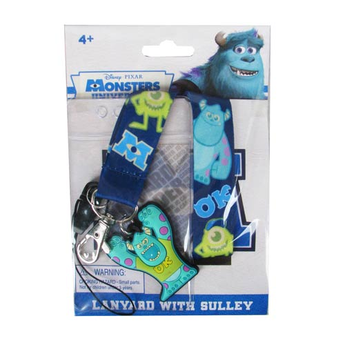 Monsters University Lanyard with ID Holder