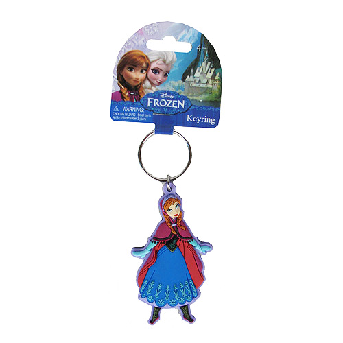 Frozen Anna Soft Touch Key Chain