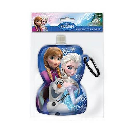 Disney Frozen Water Bottle Key Chain