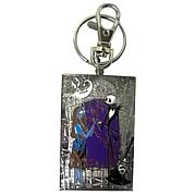 Key Chains > Nightmare Before Christmas - Celebrate Christmas and Halloween...any time of year! Stunning pewter key chain featuring your favorite characters from  The Nightmare Before Christmas . Take Jack with you anywhere! Nightmare Before Christmas Jack, Sally, Mayor and Zero Color Pewter Key Chain. This stunning color pewter key chain features the one and only Jack Skellington, with his friends Sally, the Mayor, and even Zero. Give your keys some nightmarish style - order yours today!: Sizes