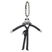 Nightmare Before Christmas Jack Bendable Key Chain
