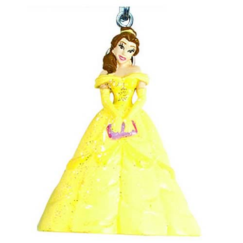 Beauty and the Beast Belle Figural Key Chain