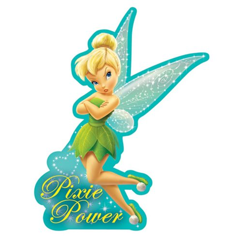 Disney Fairies Tinker Bell Pixie Power Magnet
