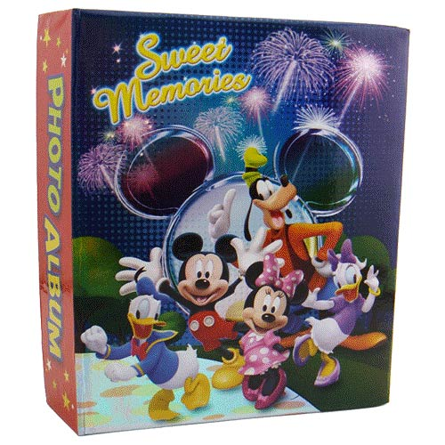 Mickey Mouse and Friends Sweet Memories Medium Photo Album