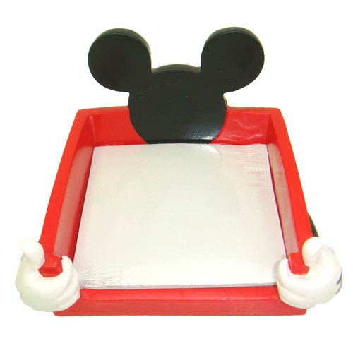 Mickey Mouse Ears Notepad Holder