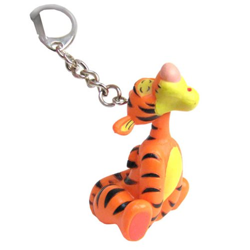 Winnie the Pooh Tigger 3-D Figural Key Chain