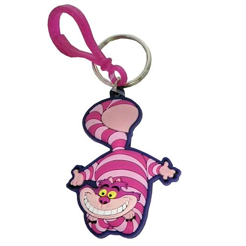 Alice in Wonderland Cheshire Cat Laser Cut Key Chain