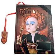 Alice in Wonderland Red Queen Lenticular Journal & Bookmark