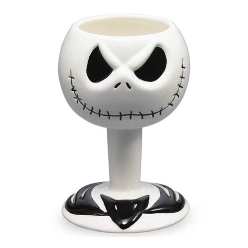 Nightmare Before Christmas Jack Skellington Goblet