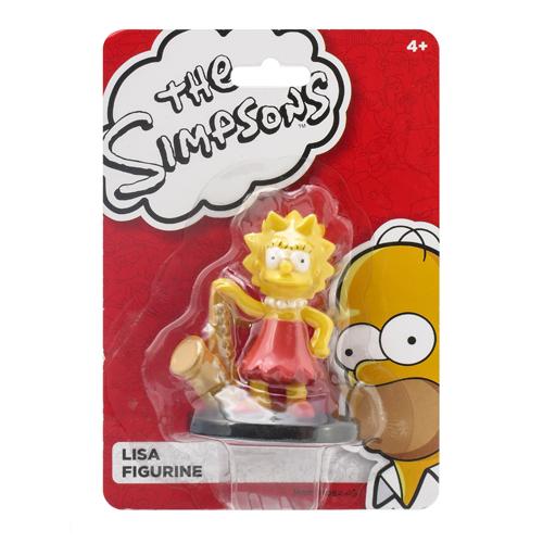 The Simpsons Lisa 3-D Mini-Figure