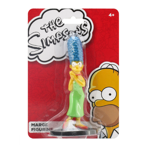 The Simpsons Marge 3-D Mini-Figure