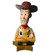 Toy Story 3 Woody Bust Bank