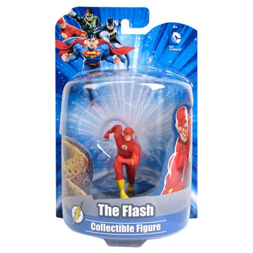 The Flash DC Comics 4-Inch Mini-Statue