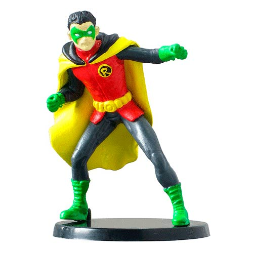 Batman Robin DC Comics 2 3/4-Inch Mini-Figure