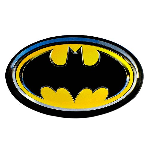Batman Shield Logo Magnet