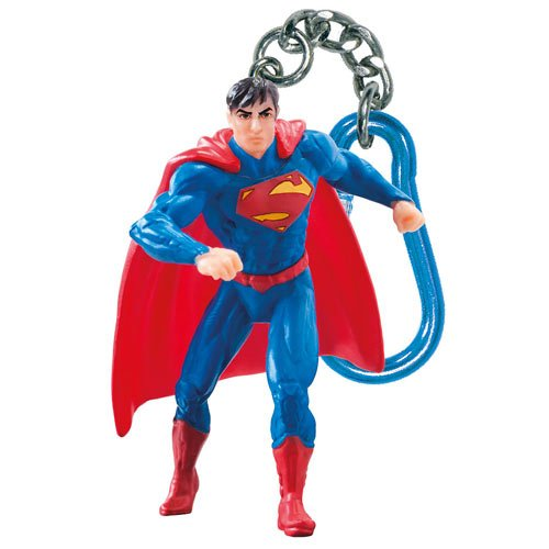 Superman DC Comics Mini-Figure Key Chain