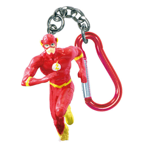 The Flash DC Comics Mini-Figure Key Chain