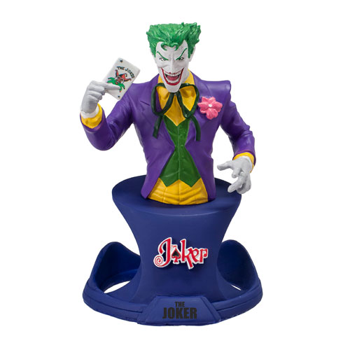 Batman The Joker Bust DC Comics Resin Paperweight