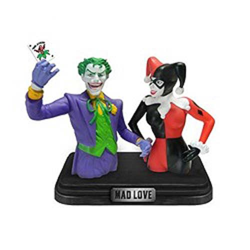 Batman Harley and Joker Bank 2-Pack - SDCC 2014 Exclusive