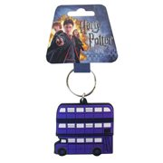 Harry Potter Knight Bus Soft Touch Key Chain
