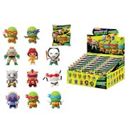 Tmnt Series 2 3-D Figural Key Chain Display Box
