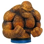 Fantastic Four The Thing Bust Bank