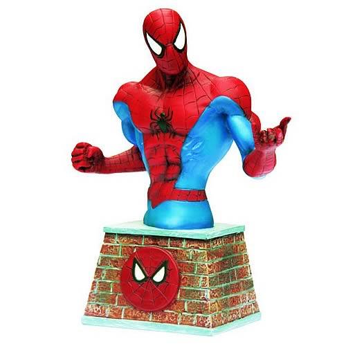 Spider-Man Bust Paperweight