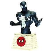 Spider-Man Black Costume Bust Paperweight