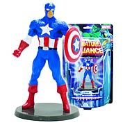 Captain America Marvel Miniature Alliance Paperweight