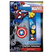 Captain America Shield Dangle Key Chain