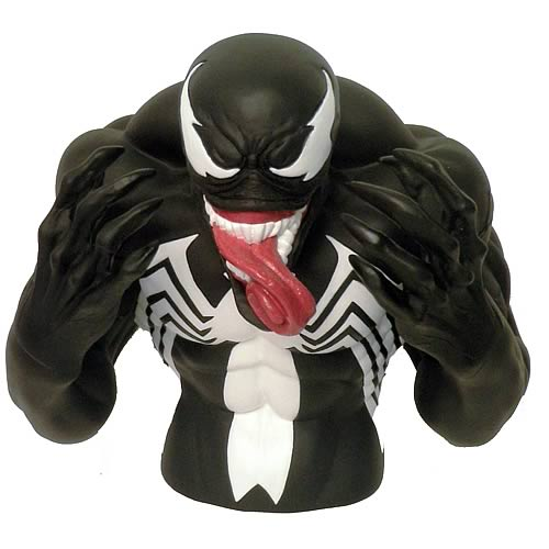 Spider-Man Venom Bust Bank