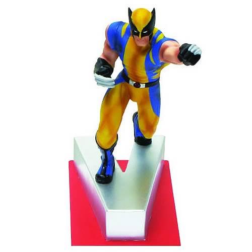 Marvel Edition Wolverine Letter V Statue