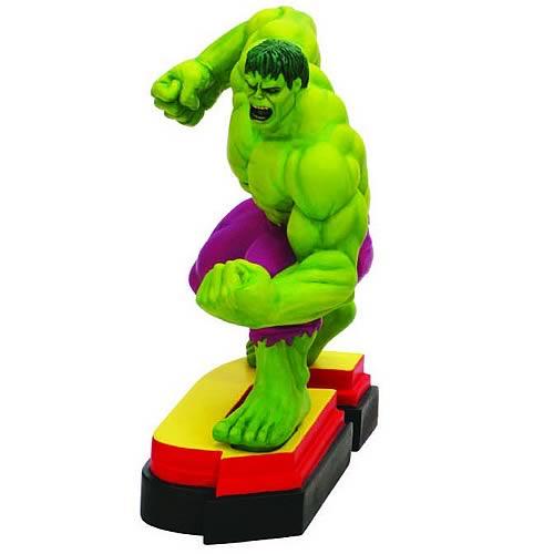 Avengers Edition Hulk Letter G Statue